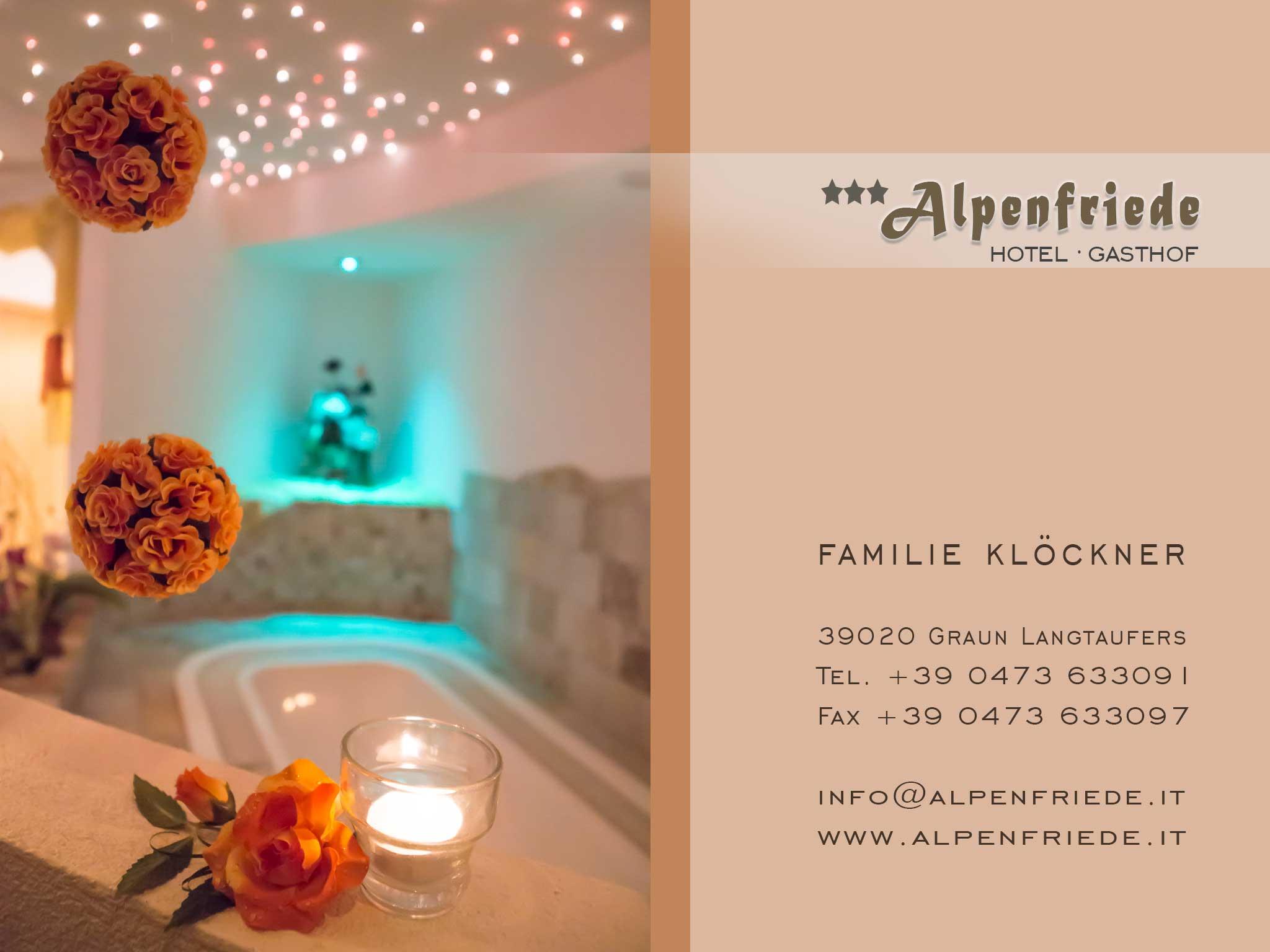 Wellness Hotel Alpenfriede