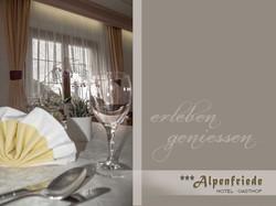 Restaurant Alpenfriede Langtaufers