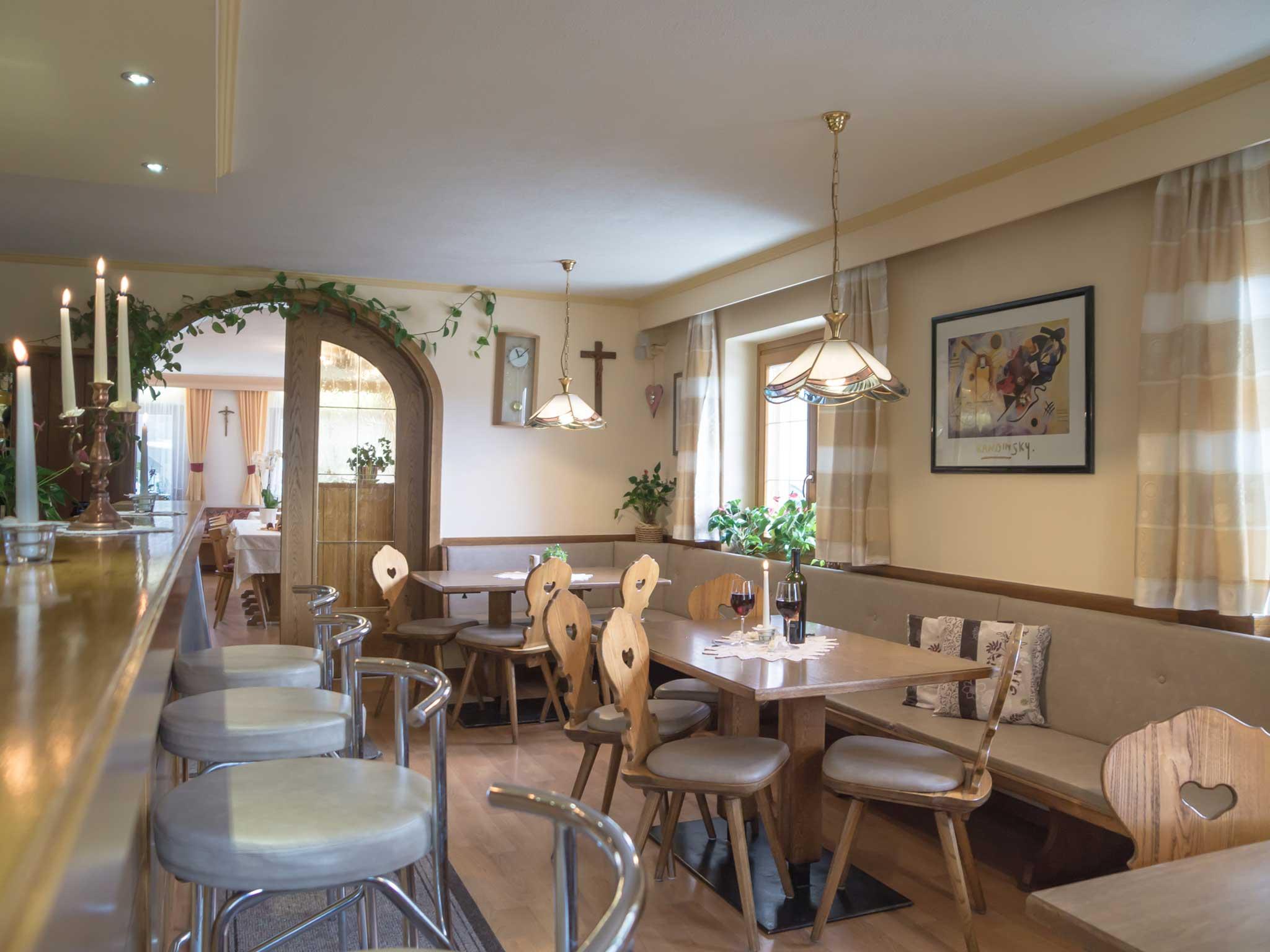 Cafe Hotel Alpenfriede Langtaufers