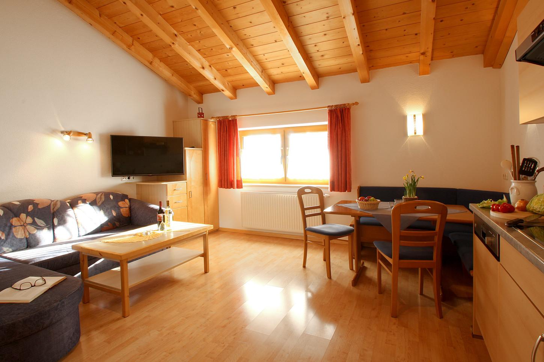 Wohnraum Apart Dorfblick