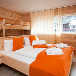 Alte Muehle Nauders - Apartemtent - Detailansicht Zimmer