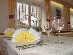 Speisesaal Hotel Alpenfriede
