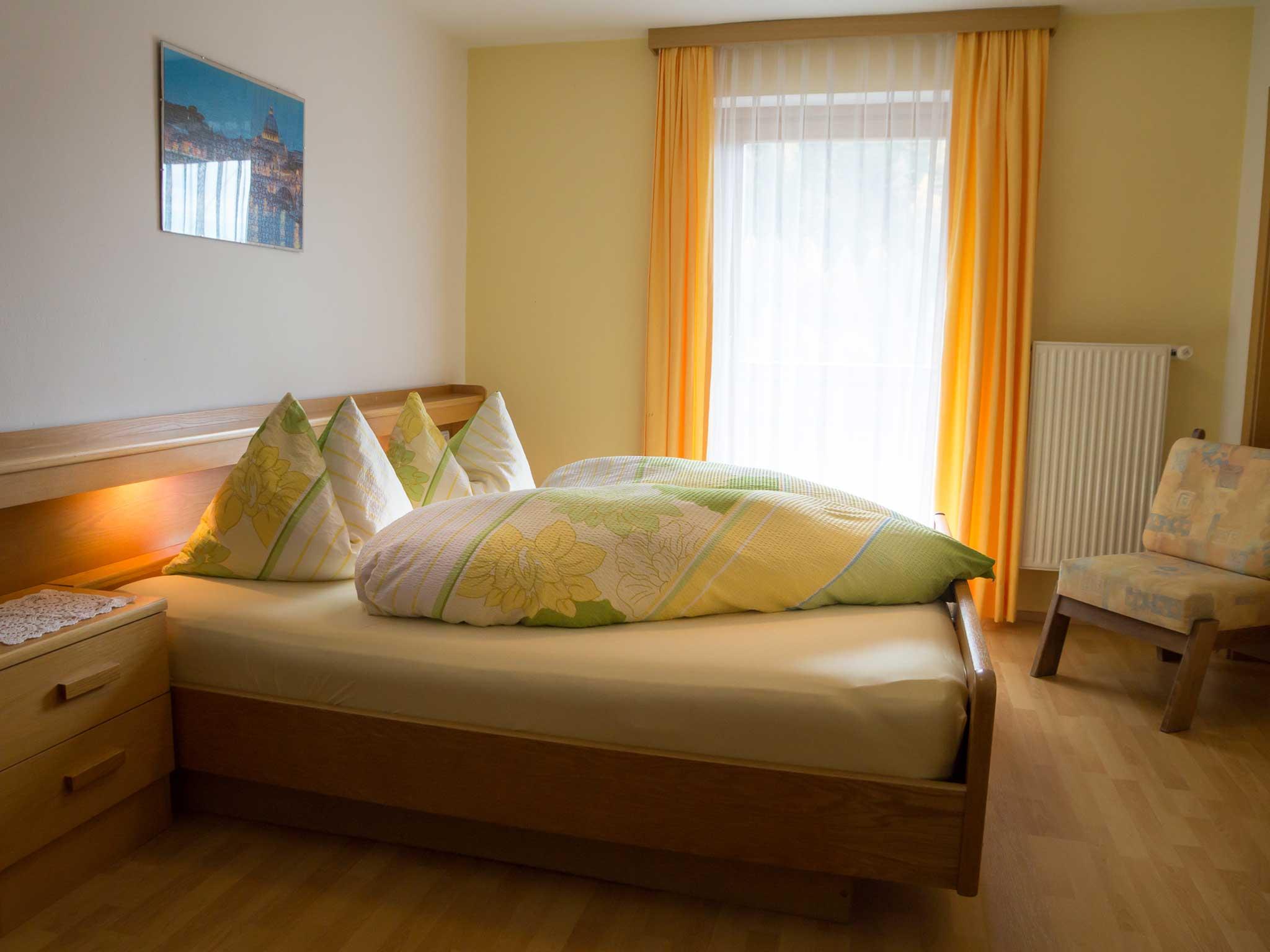 Hotelzimmer Alpenfriede Langtaufers