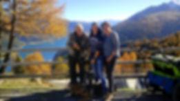 Familie Klöckner Hotel Alpenfriede Langtaufers