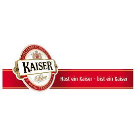 Sponsor Bergkaiser Kaiser beer