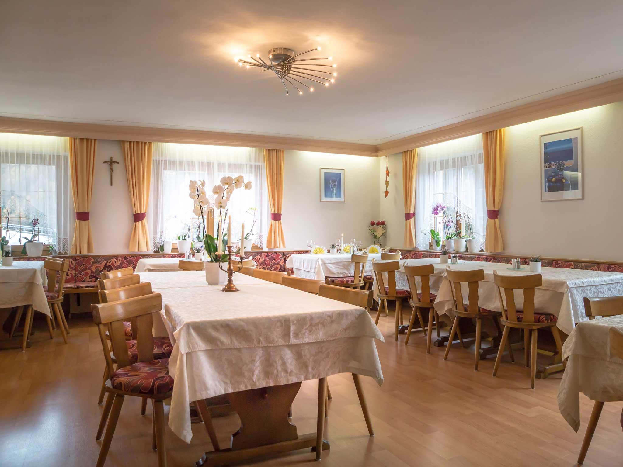 Speisesaal Restaurant Aloenfriede