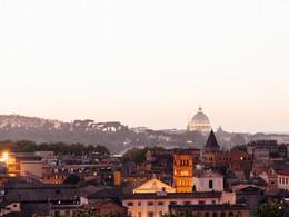 Lovestory in Rome