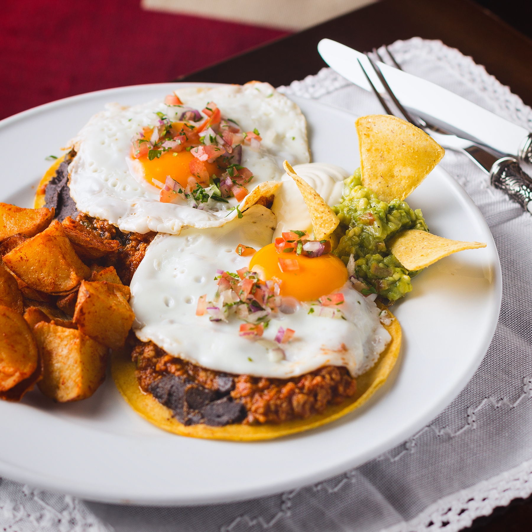 The Benedict - Huevos Rancheros