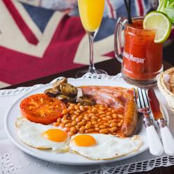 The Benedict - English Breakfast
