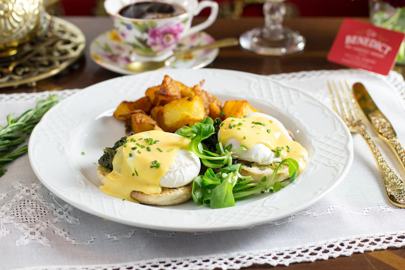 The Benedict - Eggs Benedict Bcn