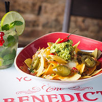 nachos the benedict barcelona