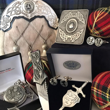 Selection of Scottish Gift Items