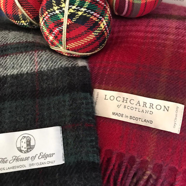 Quality Lambswool Scarves
