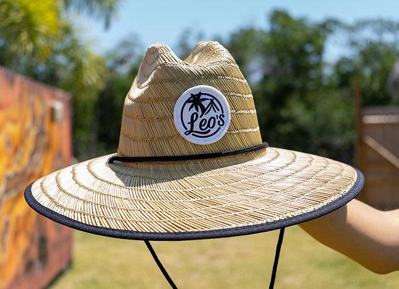Leo's Straw Hat