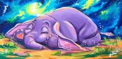 Baby Elephant Judy
