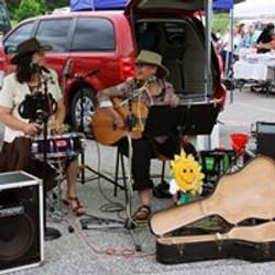 Patty M Music at market