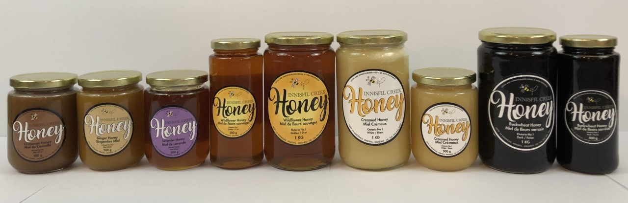 Honey Innisfil Creek