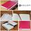Thumbnail: 2 Stück - Bullet Journal A5 punktkariert mit Seitenzahlen - Pink