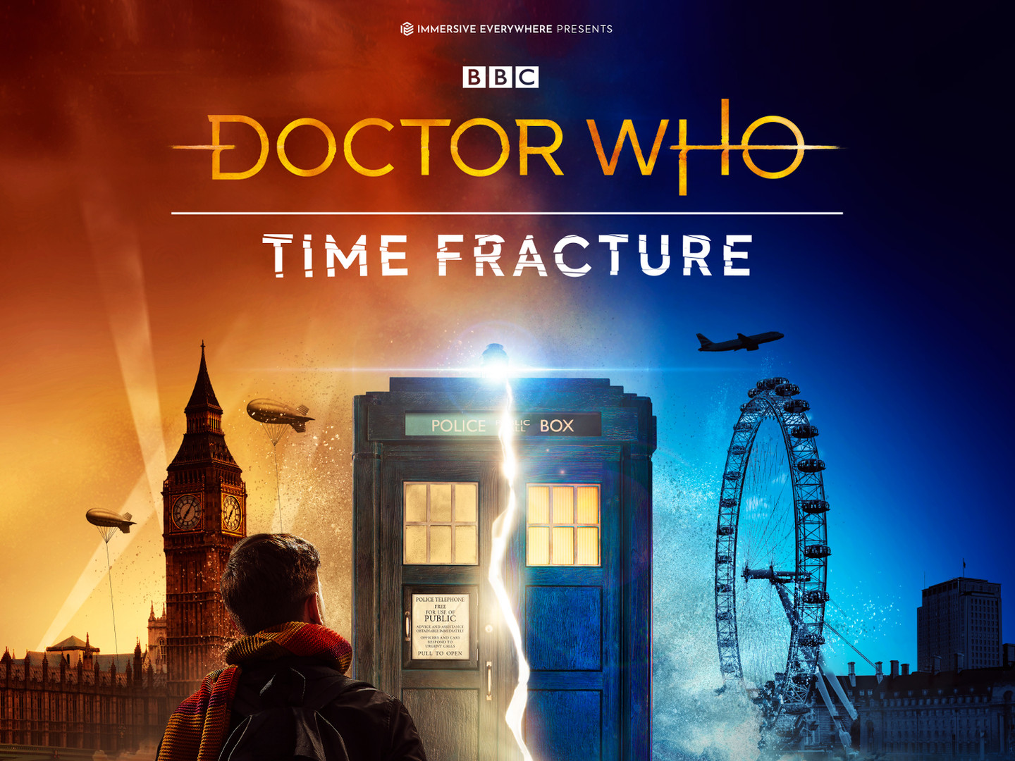 Doctor Who; Time Fracture