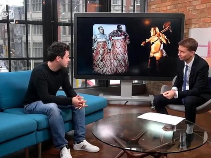 London Live Interview