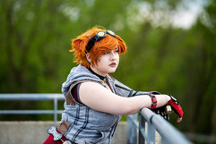 Gaige by Sacred Hearts Cosplay