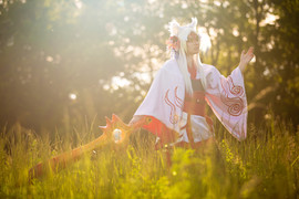 Amaterasu by Starfallblade