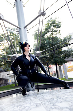 Catwoman by Casey Nichole Cosplay