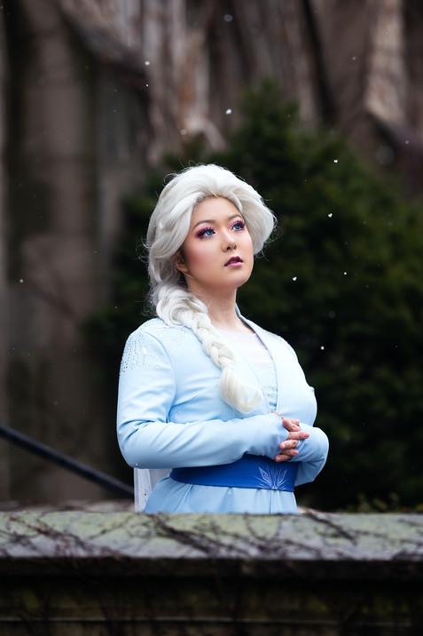 Elsa by Bee Kurosaki