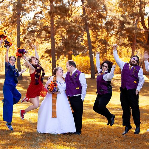 Morgan & Sam Buckner Wedding