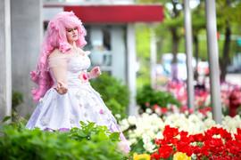 Rose Quartz by Bakamono
