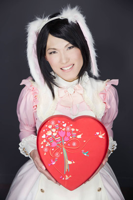 Easter Maid by Yuki Ayase