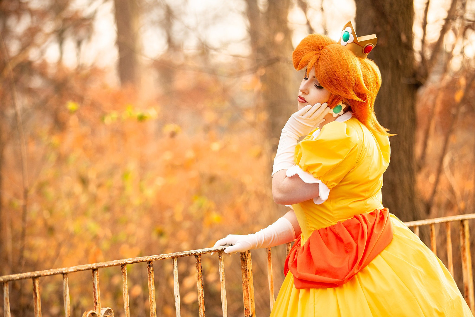Princess Daisy by Umbranwitch