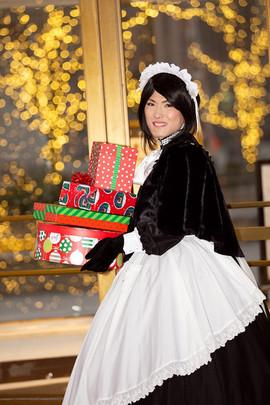 Christmas Maid by Yuki Ayase