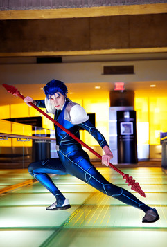 Lancer by Magnitude Cosplay