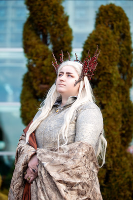 Thranduil by DeerlingCos