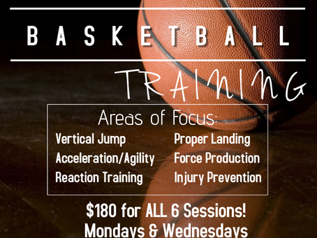 Is your player ready for Basketball???
