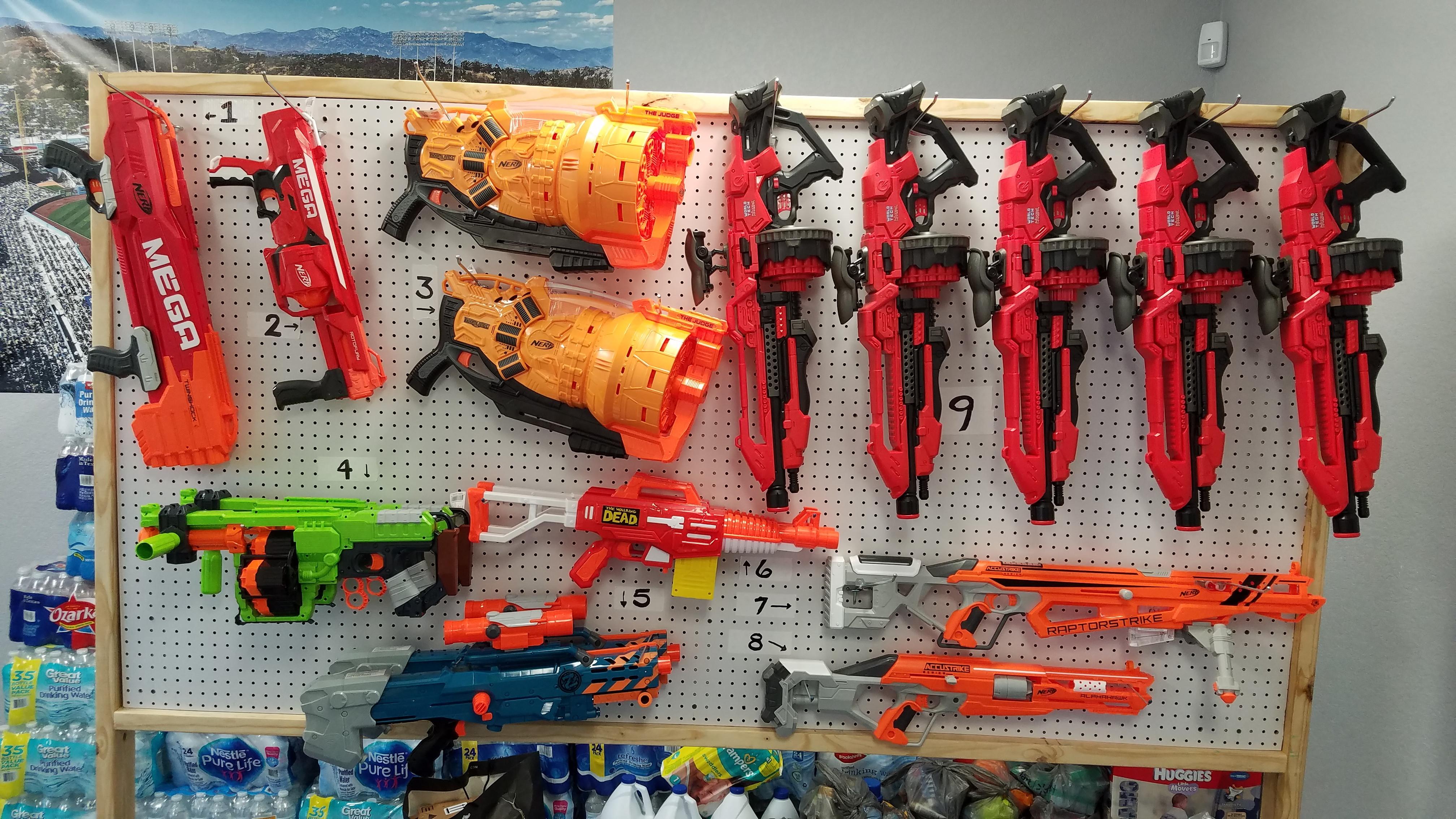 Tier 3 Gun Upgrade