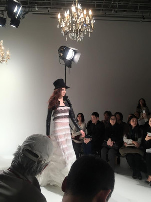 KYOKO HIGA 2015/16 A/W Collection  @Studio MOURIS Roppongi