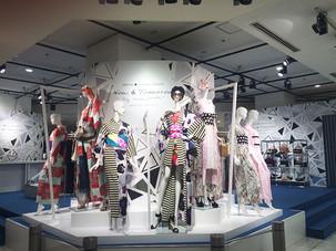 浴衣の新しい着こなしをミーシャ・ジャネットが提案 - 伊勢丹新宿店で限定イベント
