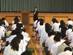 2015年6月 都内高等学校 講座