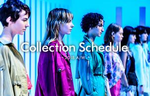 「Amazon Fashion Week TOKYO 2018 A/W」コレクションスケジュール発表