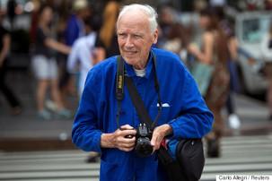 ビル・カニンガムさん死去 ニューヨークのファッションを撮り続けた写真家