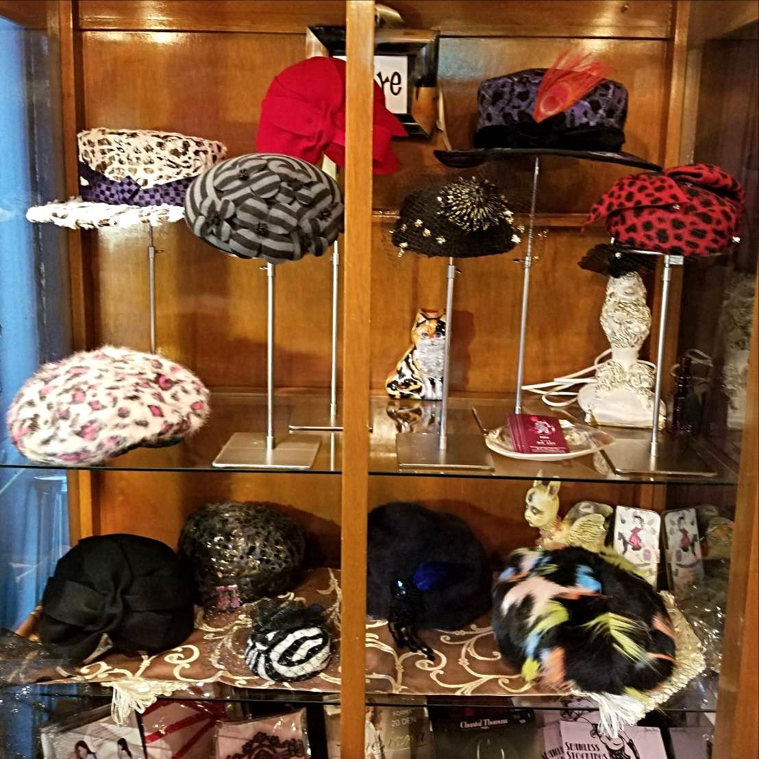 fff112ac480f9 一点ものの帽子ブランド「polre」が原宿・Baby Doll Tokyoで開催のpopupshop に初参加