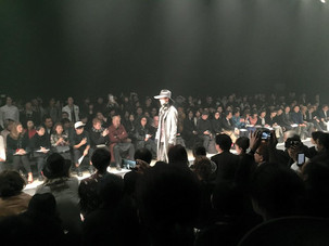 ato 2015-16 A/W Collection  @HIKARIE HALL B
