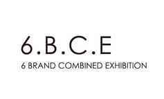 合同展示会『6.B.C.E』10/21~23まで青山で開催