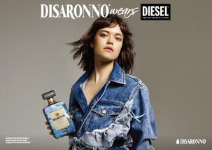 伊リキュールブランド「ディサローノ」とファッションブランド「ディーゼル」がコラボ!