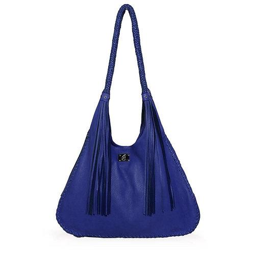 Ferrara Shoulder Bag in Royal Blue