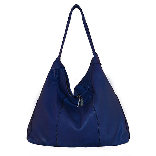 Verona Shoulder Bag in Royal Blue