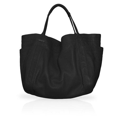 Aversa Tote Bag in Black
