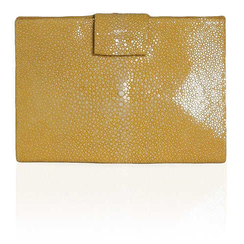Rio Stingray Wallet in Yellow